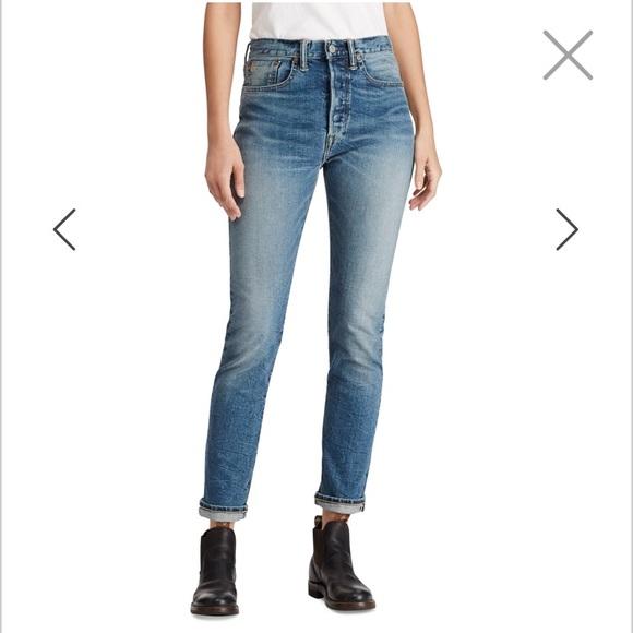 Ralph Lauren Jeans Co. Vintage Jeans